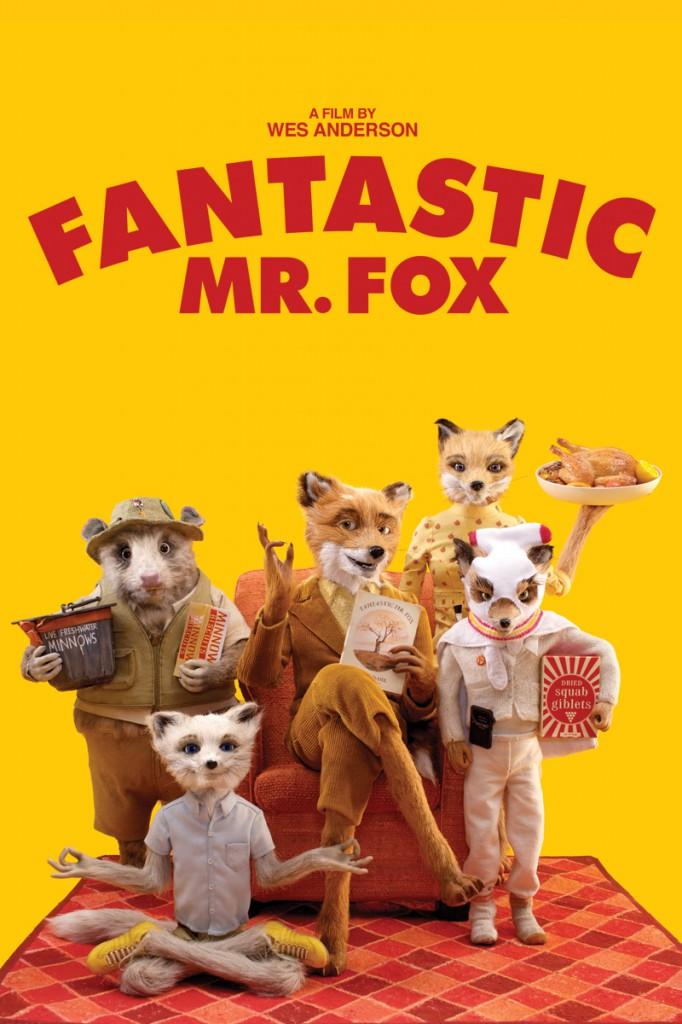 Affiche du film Fantastic Mister Fox