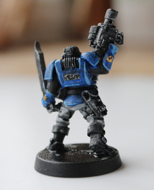 scout Space Marine 1