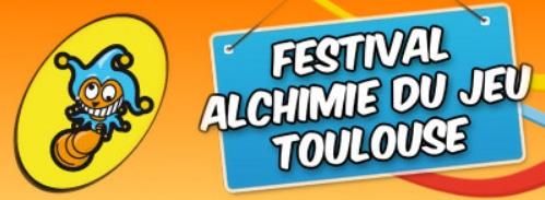 Festival Alchimie du jeu Toulouse