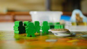 ANimation Figurine Decors- Festivals des jeux de société organisés en France- Image réalisé par Jaciel Melnik
