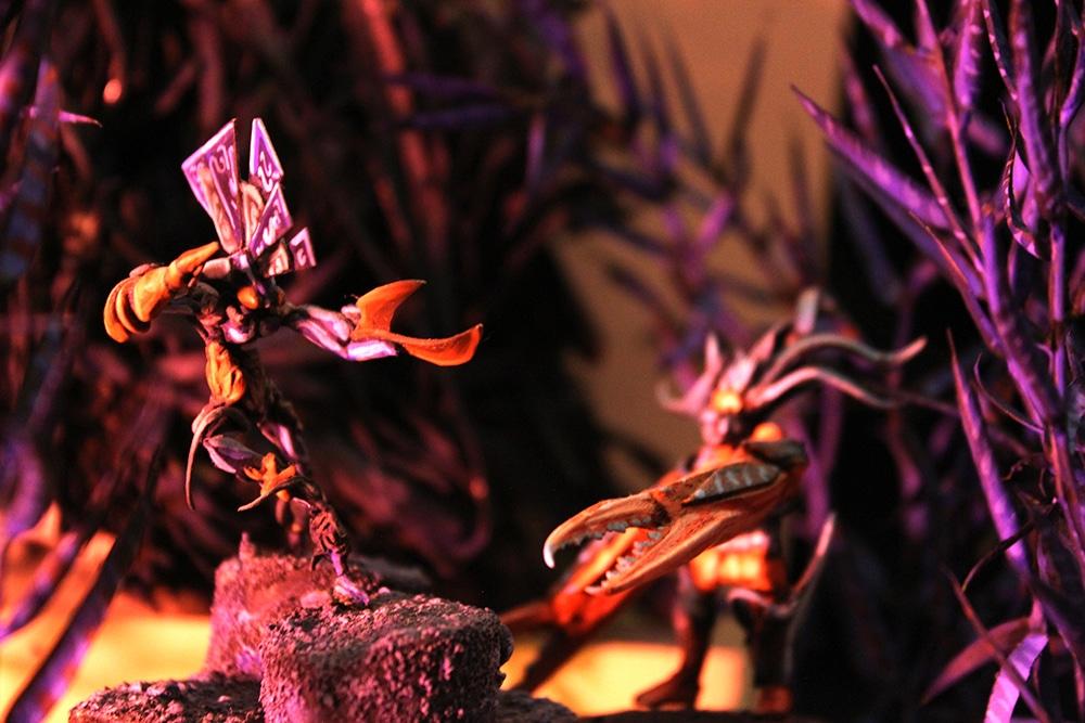 Underwater - Animation Figurine Décors - Comment créer un décor végétal pour un décor de jungle ?