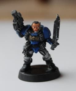 Figurine à vendre de Scoot Space Marine Warhammer 40000 40k