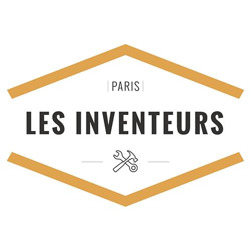 logo atelier de bricolage les inventeurs Paris