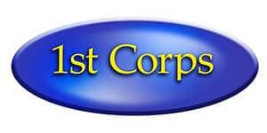 1.animation figurine décors - logo 1stCorps